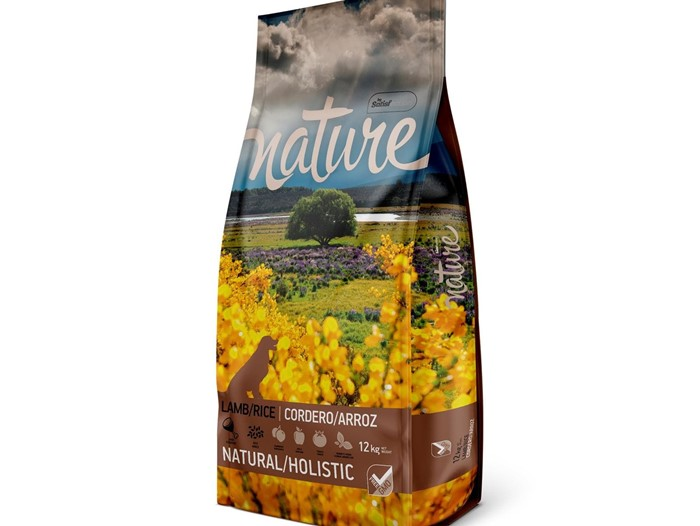 NATURE LAMB & RICE (CORDERO Y ARROZ) 2 KG