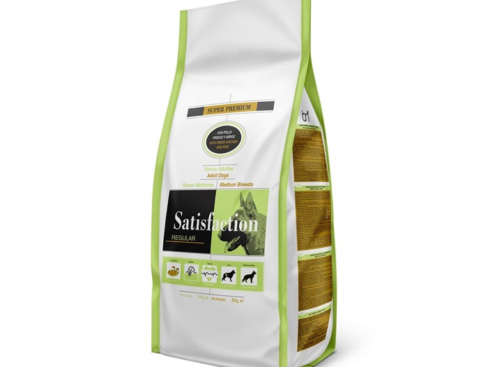 SATISFACTION REGULAR MEDIUM 3 KG